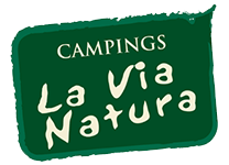 Camping Via Natura logo label tourisme durable