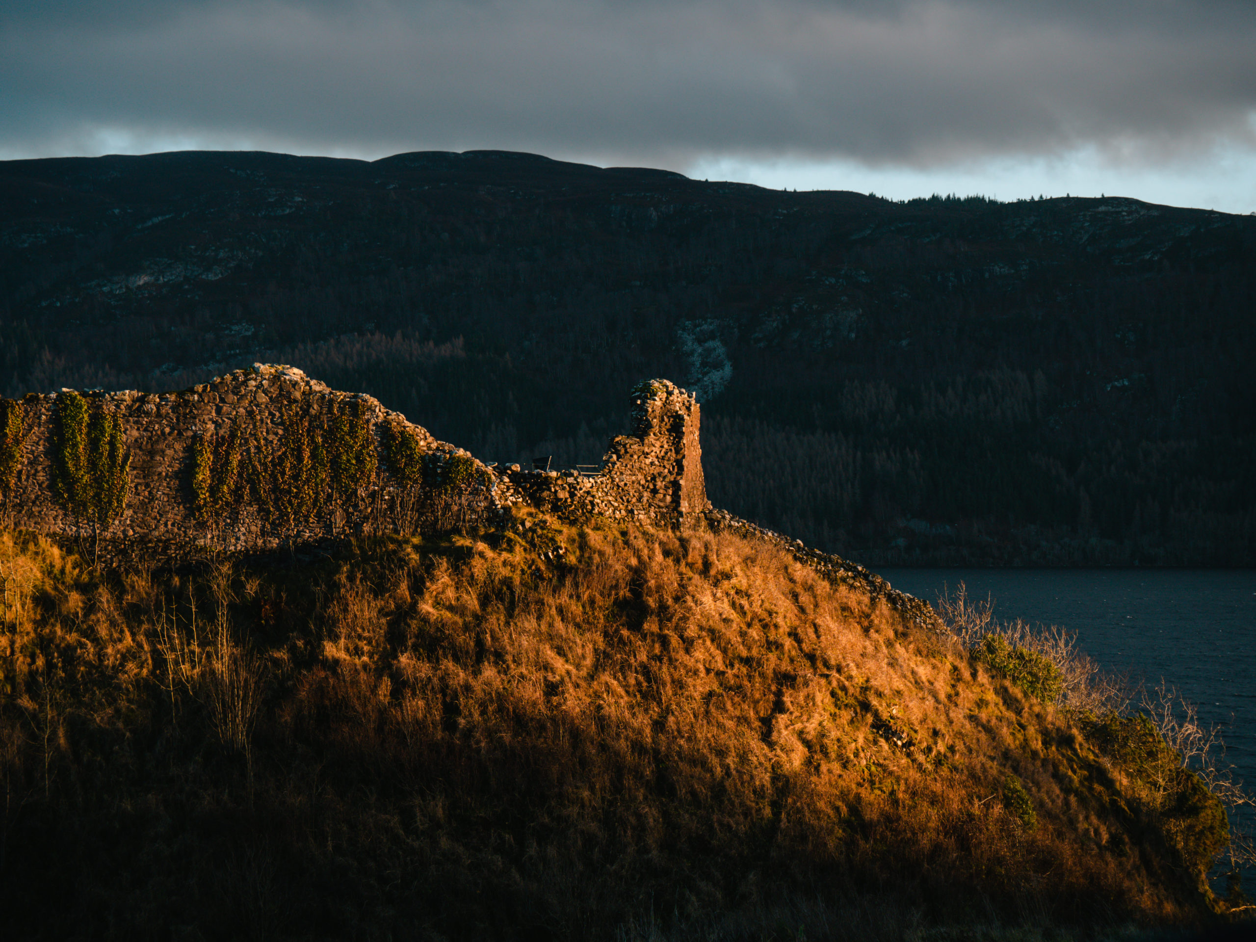 loch ness chateau écosse visiter road trip durable