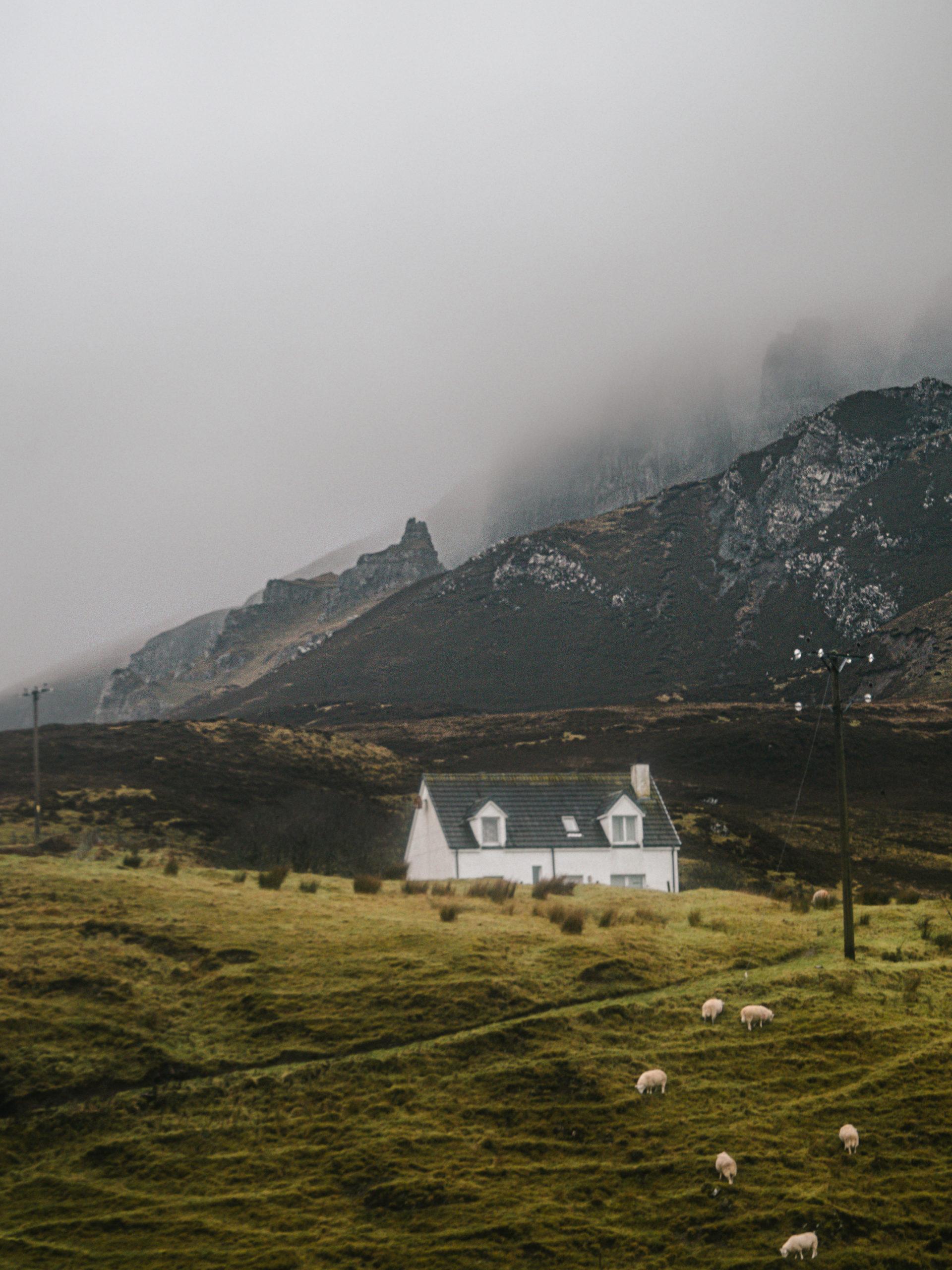 isle skye paysage écosse