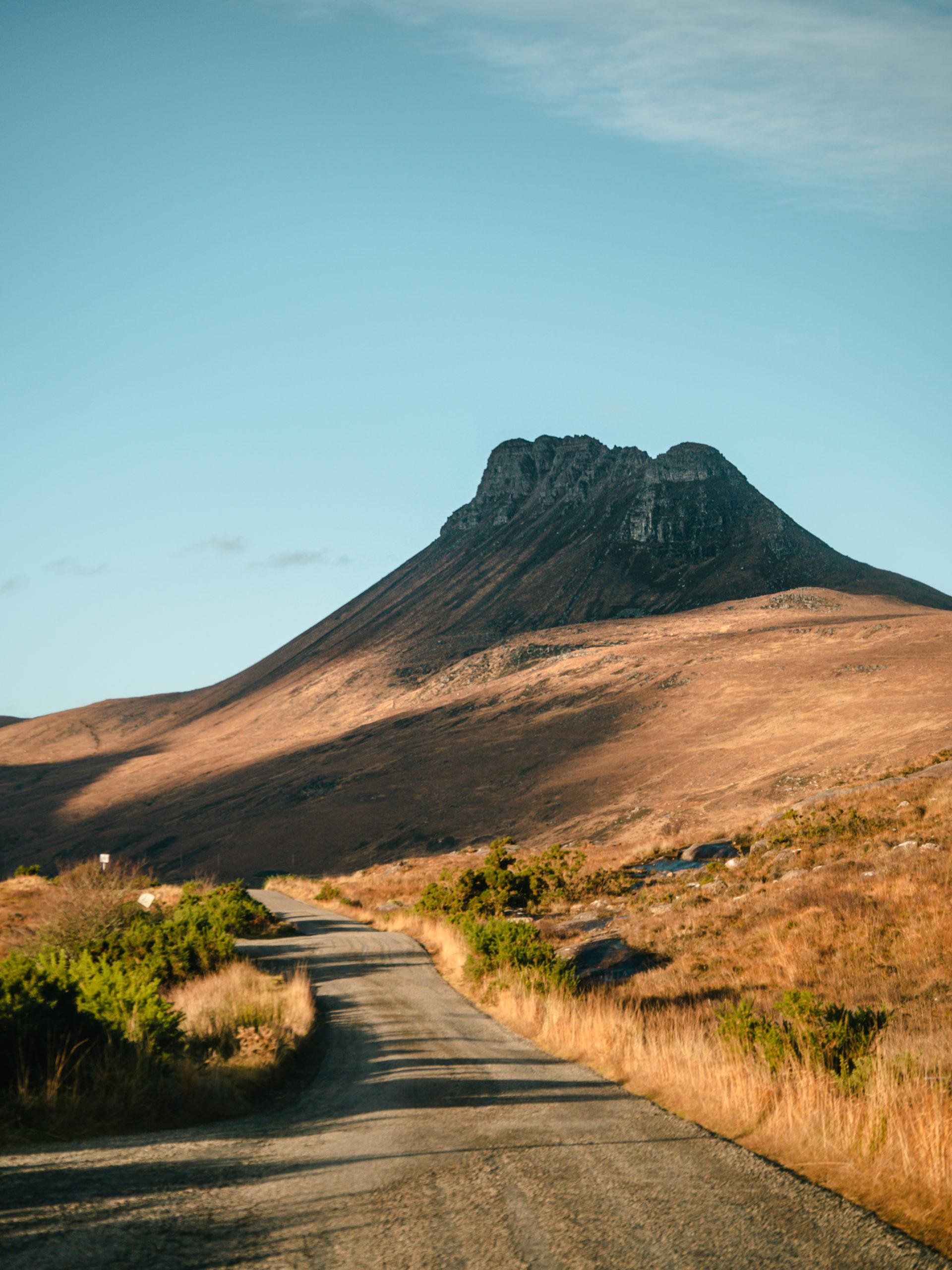 stac pollaidh voyage écosse randonnée