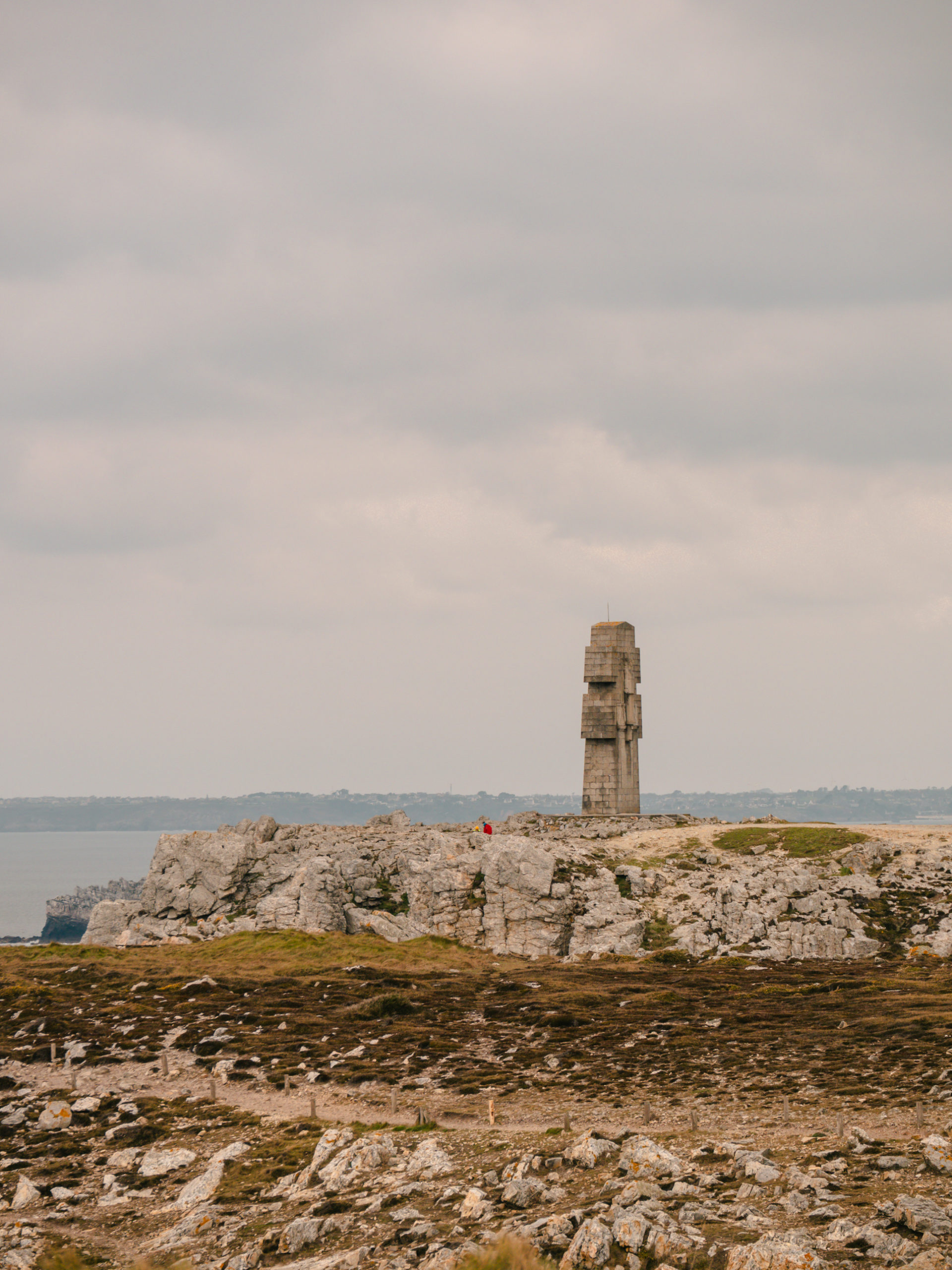 monument croix de Pen-Hir