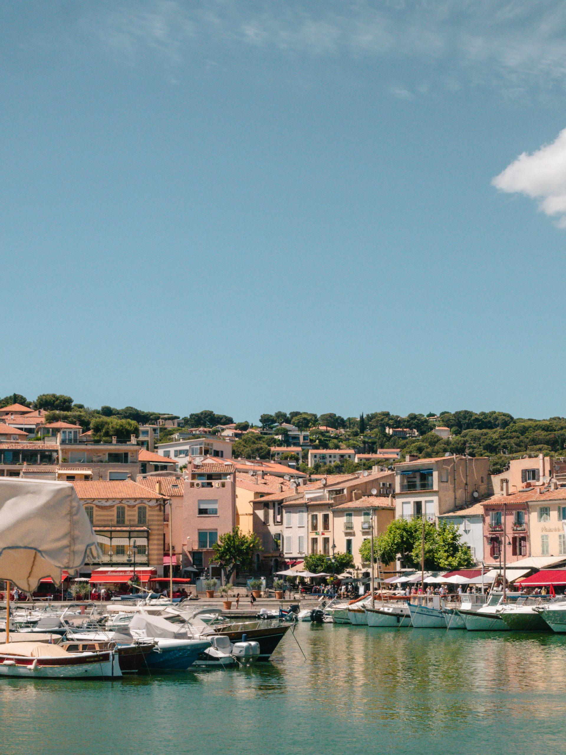 Cassis - Le port