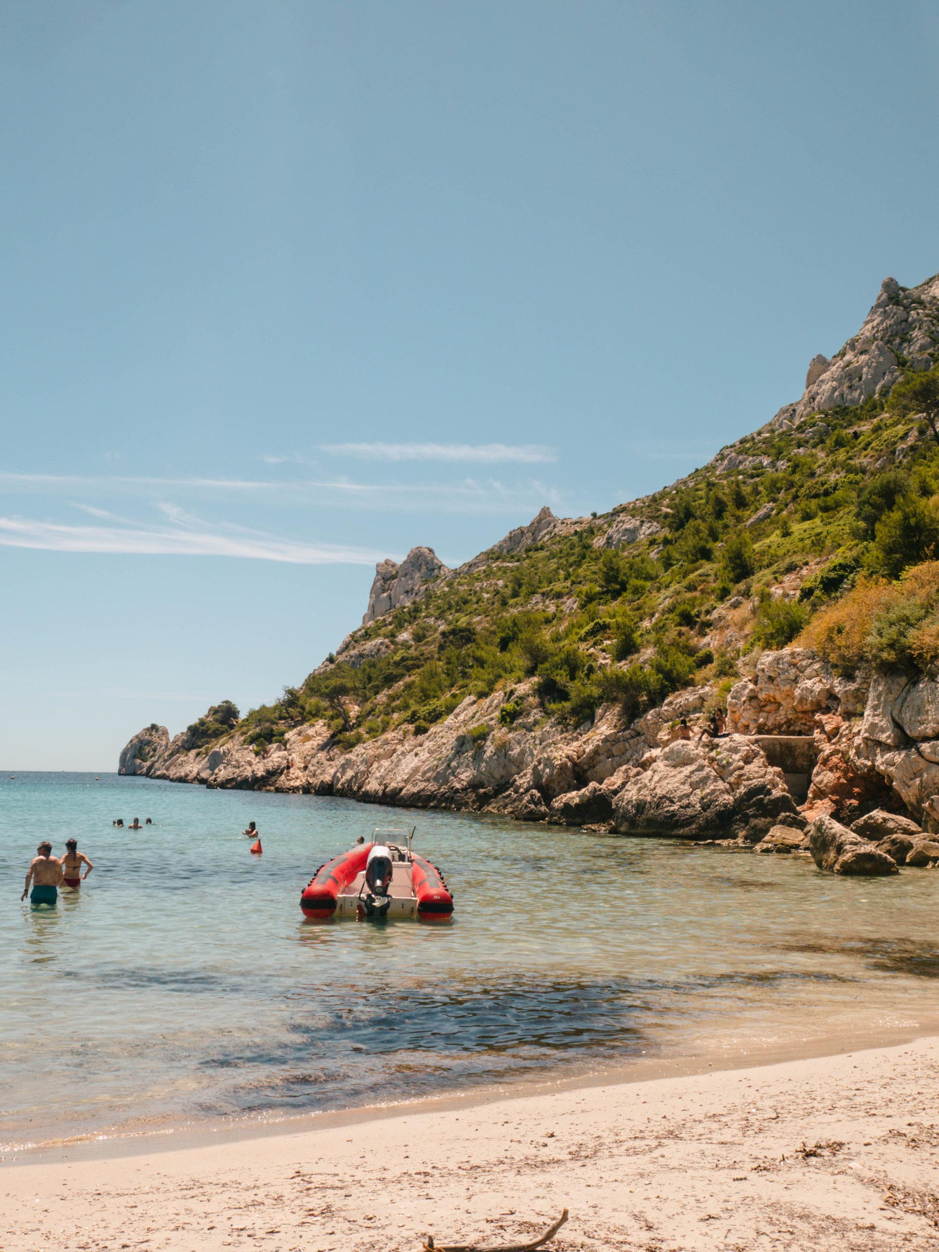 Marseille - Calanque de Sormiou