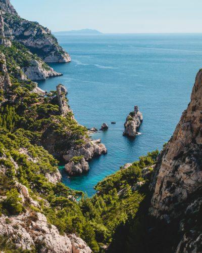 Marseille - Calanque de Sugiton