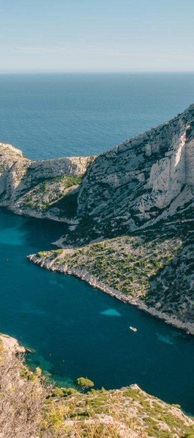 Marseille - Calanque de Morgiou